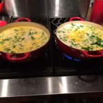 I always make a double batch of soup! To enjoy now and then again on a busy night!