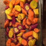 Carrots don't have to be boring! Colorful and delicious!